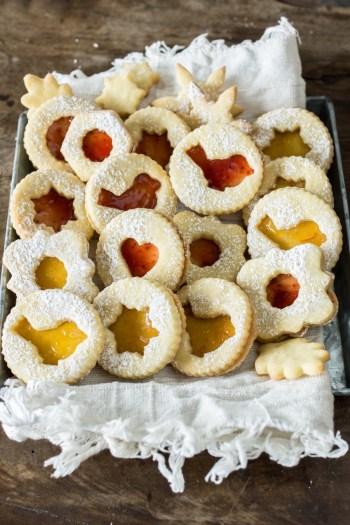 Linzer Kekse | Spitzbuben - tolles Rezept