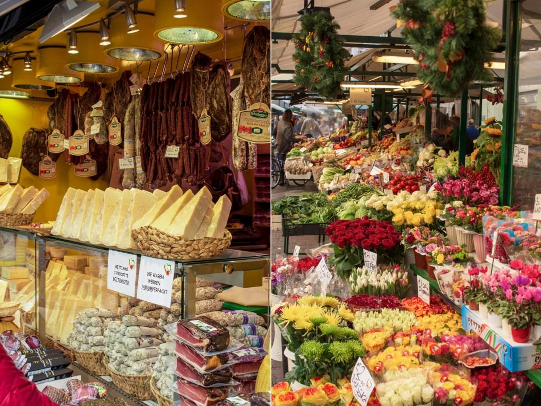 Bozen Märkte | Sehenswürdigkeiten, Tipps und Empfehlungen für einen Kurztrip nach Südtirol