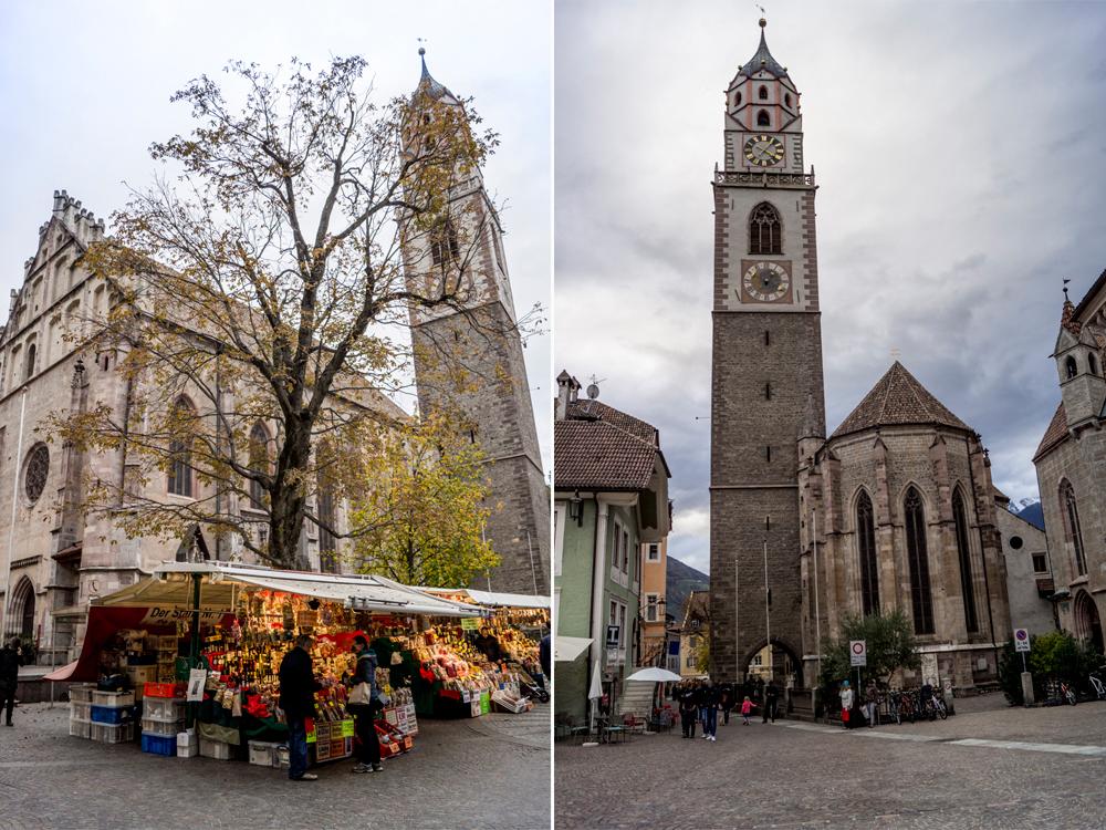 Stadtpfarrkirche St. Nikolaus in Meran | Urlaub in Südtirol - die besten Empfehlungen, Tipps und Sehendwürdigkeiten