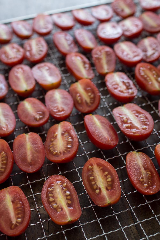 Tomaten dörren - Eine einfache Anleitung