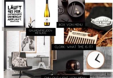 Geschenke für Männer aus dem Online-Shop Design3000