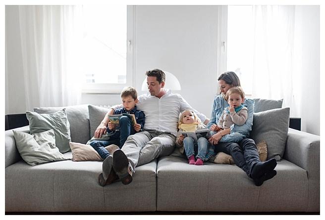 Familienshooting Frankfurt