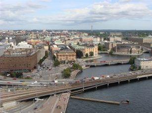 Aussicht Stadshuset