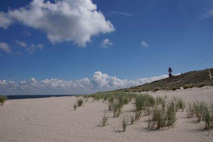 Deutschlands nördlichster Leuchtturm List-Ost
