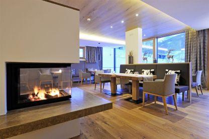 Sunnsait-Lounge