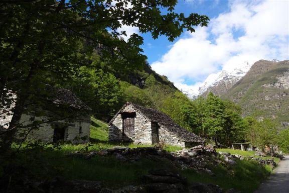 Wanderparadies Verzascatal