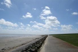 Wattweg nach Morsum