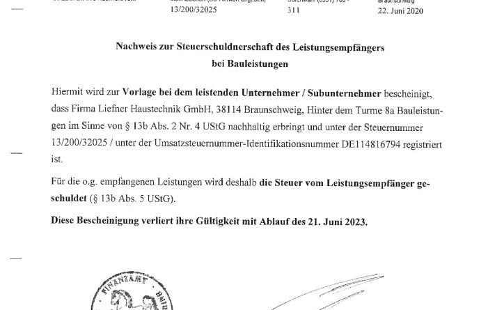 thumbnail of 2020-06-22_LiefnerHaustechnik_Freistellungsbescheinigung_13b _Bauleistungen