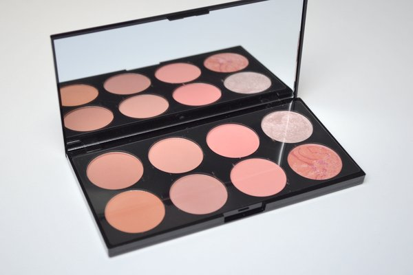 blush makeup revolution