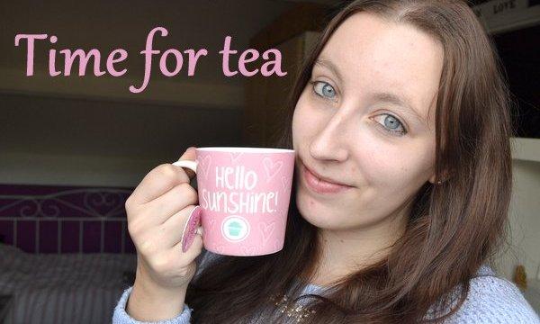 Time for tea | Hoe de afgelopen weken gingen!