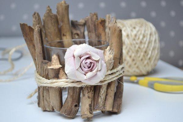 houten decoratie