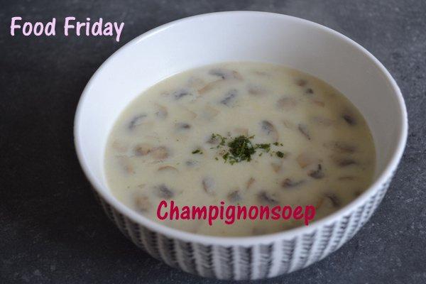 champignonsoep