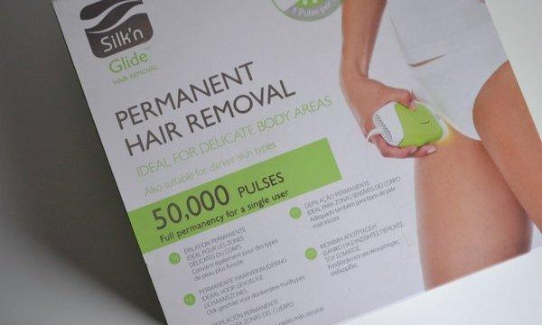 Permanente haarverwijdering met de Silk'n Glide