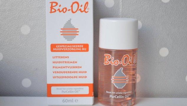 Bio oil voor de beschadigde huid!