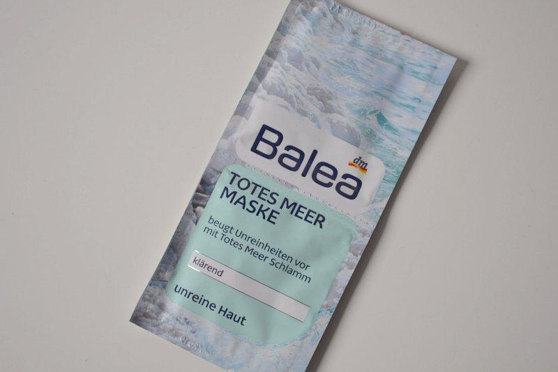 Balea totesmeer masker