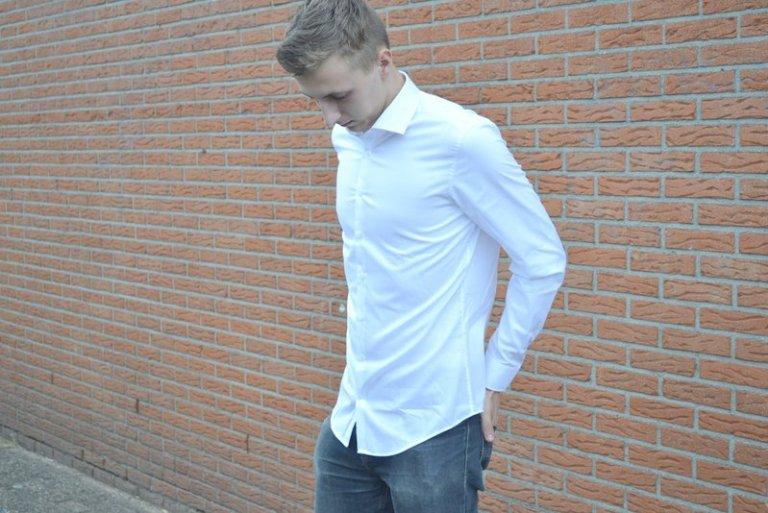 overhemd van seidensticker