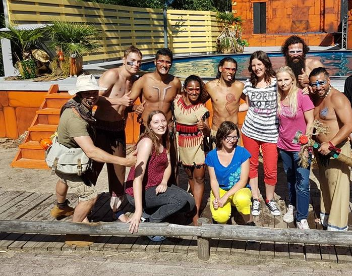 avonturenpark met bloggers