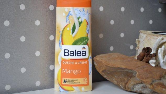 Balea mango dusche & creme