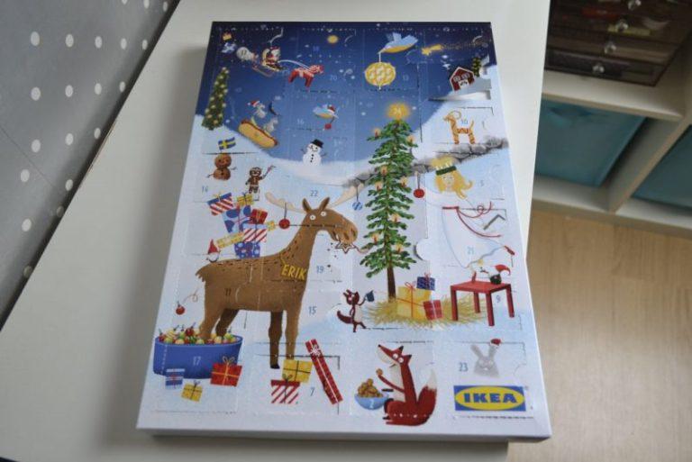 Ikea adventskalender