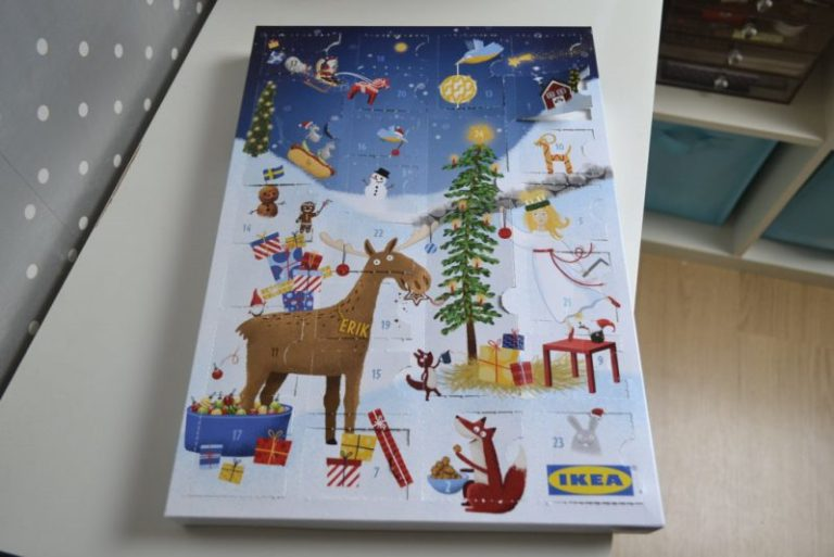 Wat Er Eigenlijk In De Ikea Adventskalender Zat Liefscaroliennl