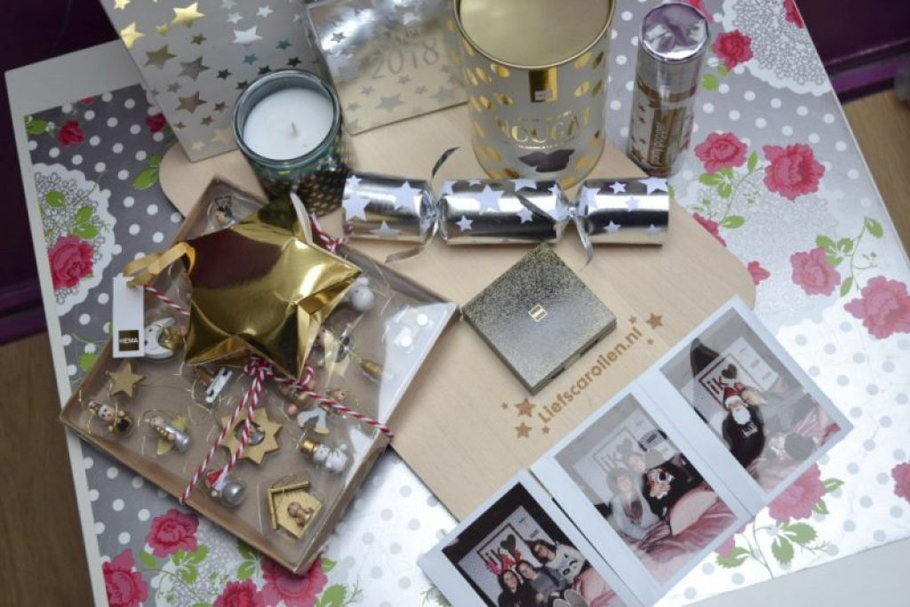 goodiebag hema kerstevent