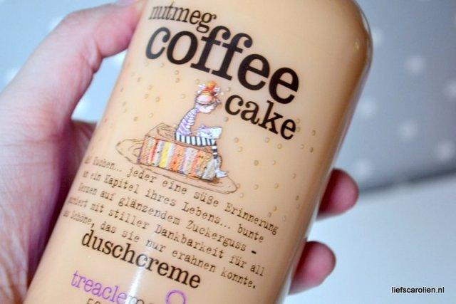 Treaclemoon nutmeg coffee cake