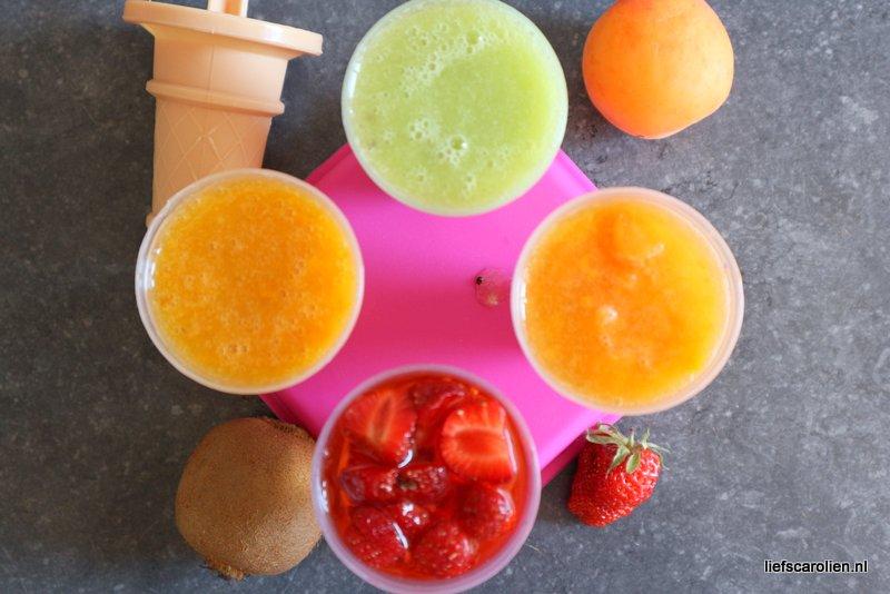 fruit ijsjes