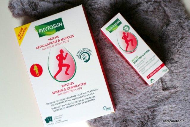 Phytosun spieren en gewrichten