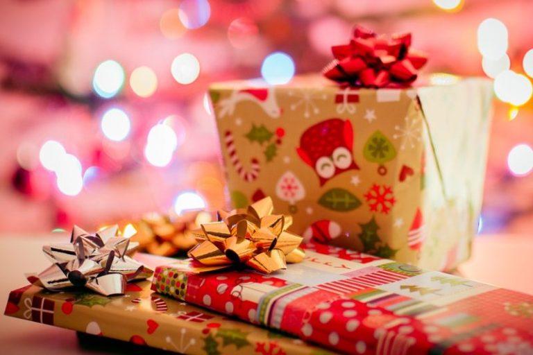 aankondiging kerstpaketten winactie
