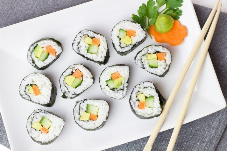 make your own sushi, sushi favorieten