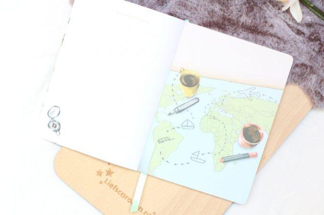 listogram, Mijn favoriete food lijstjes & Mijn reizen in lijstjes