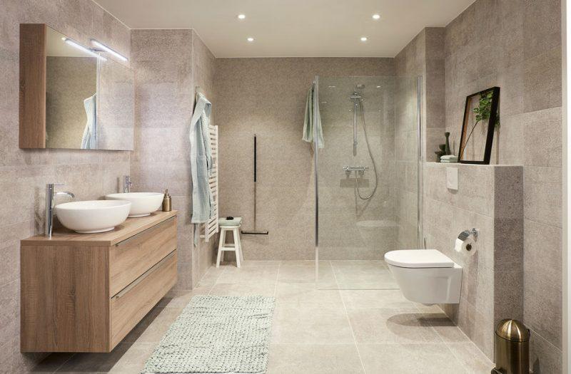 molare badkamer, badkamer stijlen