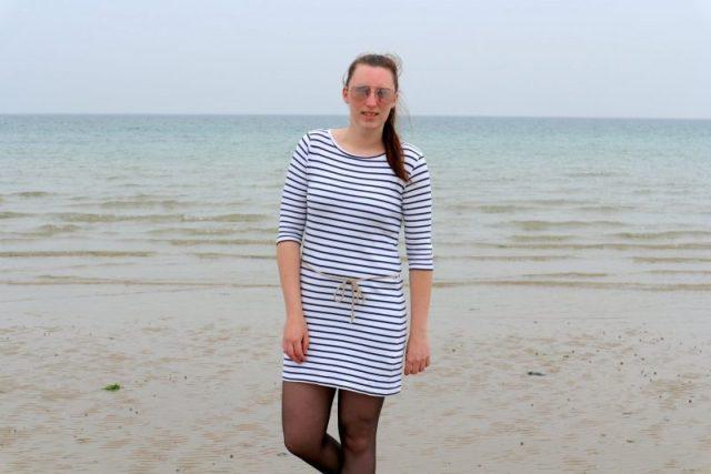 strand jurkje normandie