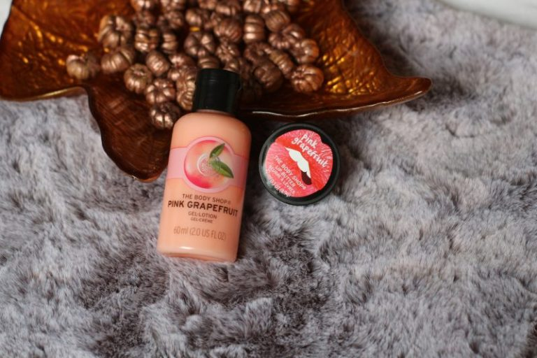The body shop | Pink grapefruit – bodylotion en lippenbalsem