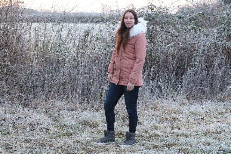 winterjas en warme boots