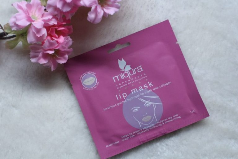 miqura lip mask