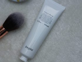 jorgoba refreshing scrub mask