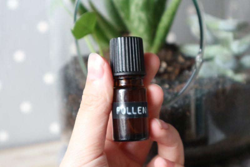 pollen roller