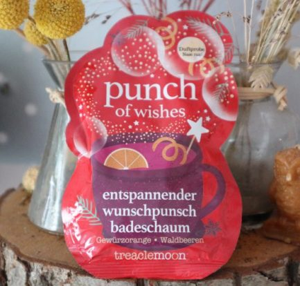 treaclemoon punch of wishes