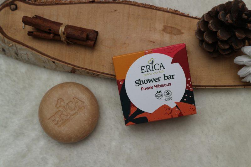 erica shower bar power hibiscus