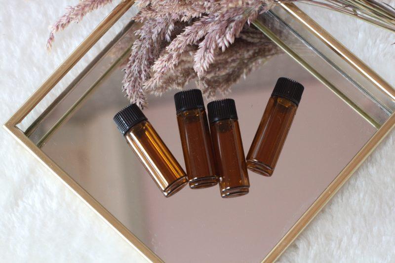 flesje amber druppel (SKI002)