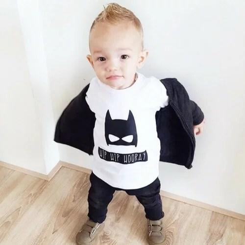 Verjaardagsshirt batman