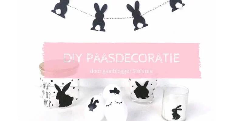 Paasdecoratie maken, DIY paasdecoratie, Paasslinger, Pasen, Pasen DIY, Liefs van Cindy