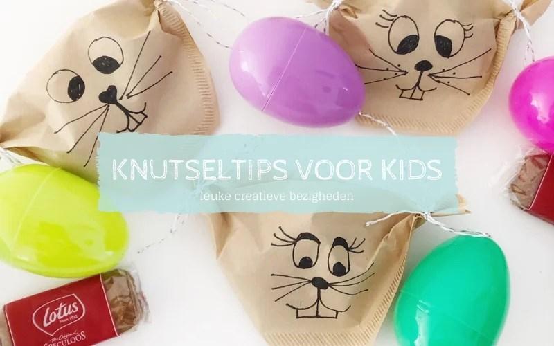 Knutseltips kinderen simpel
