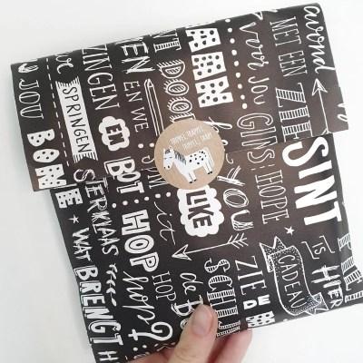 Stickers cadeautjes sinterklaas