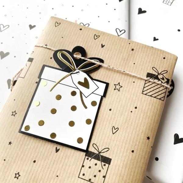 cadeaulabel cadeautje