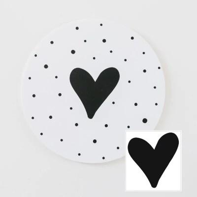 Hart sticker