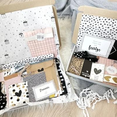 surprise box Liefs van Cindy