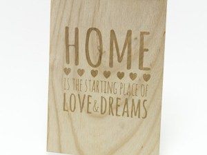 Home is the starting place, Beavers Woodland, liefsvanlauren.nl