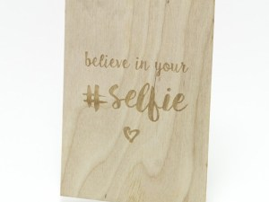Believe in your selfie, MIEKinvorm, Beavers Woodland, Liefsvanlauren.nl